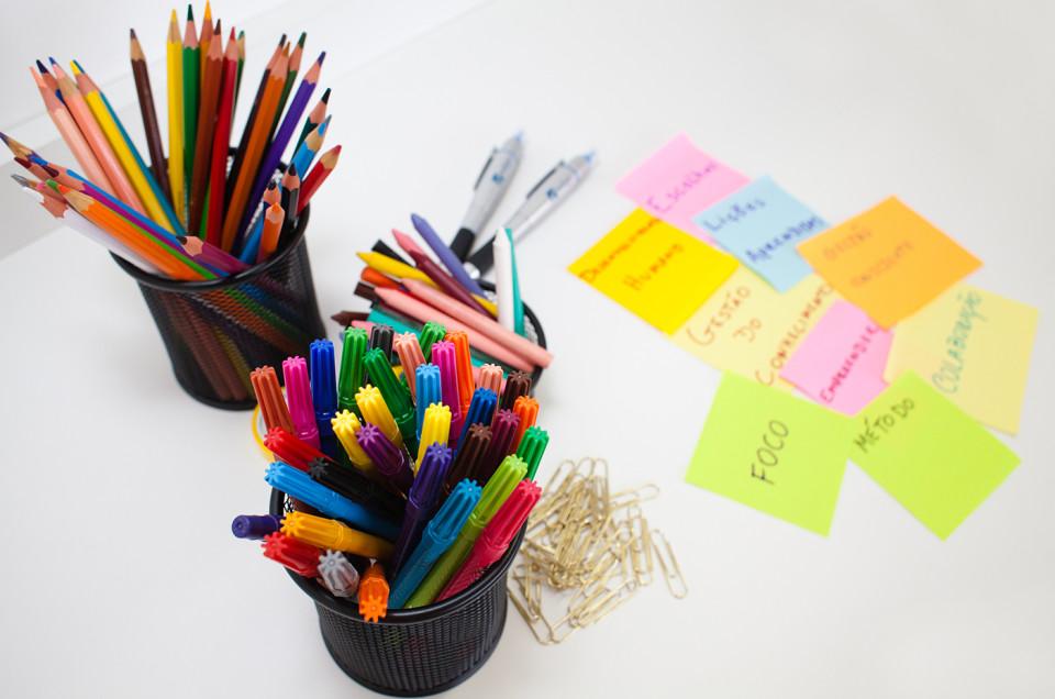 Dicas de produtividade e decoração