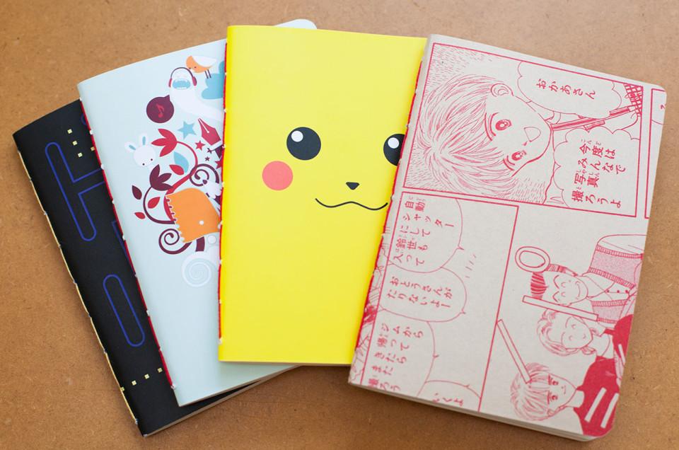 Oficina Condão: muito amor e sketchbooks desde a época da faculdade